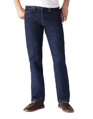 7709d3a6 Levi's - 501 Straight Leg Button Fly Jeans - thebay.com