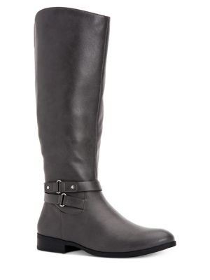 f9d5e2e6f9f6 Kindell Tall Riding Boots DARK GREY. QUICK VIEW. Product image