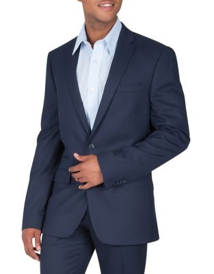 Micro Dot Suit Jacket by Kenneth Cole Reaction