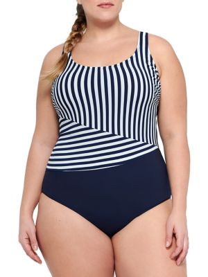2dc609f6eeba6 Women - Women's Clothing - Swimwear & Cover-Ups - One-Piece Bathing ...
