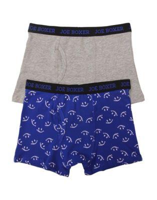 Essentials Boys 8-Pack Boxer Brief Bambino