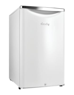 4.4 CU FT Contemporary Classic Compact Fridge DAR044A6PDB photo
