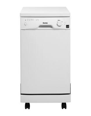 Eight-Place Setting Portable Dishwasher photo
