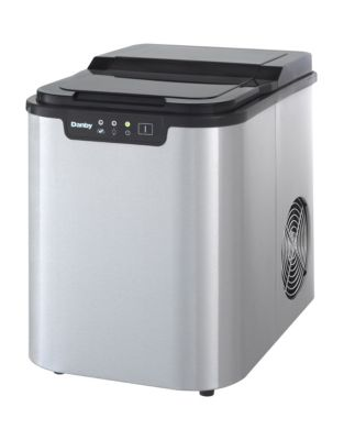 Stainless Steel 2lb Ice Maker DIM2500SSDB photo