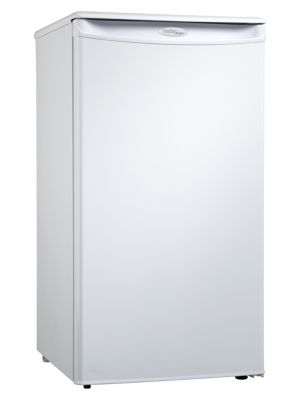 Scratch-Resistant Compact Refrigerator DAR033A1W photo