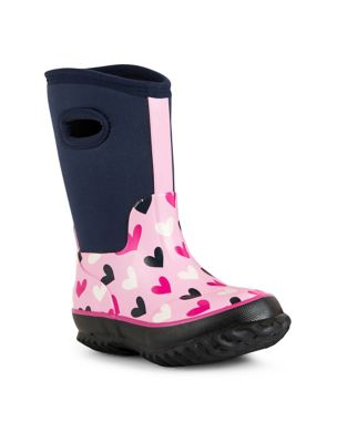 Kid s Hearts Winter Rain Boots NAVY. QUICK VIEW. Product image d14aa355b38e