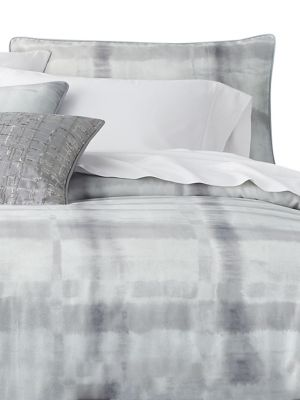 Style At Home 3 Piece Watercolour Plaid Bedding Collection Duvet