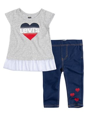3d3a8dd45ba QUICK VIEW. Levi's. Baby Girl's ...