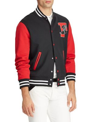 4854d224e81ec Product image. QUICK VIEW. Polo Ralph Lauren. P-Wing Baseball Jacket