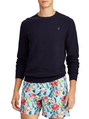 4a9c9a9dfdc Product image. QUICK VIEW. Polo Ralph Lauren. Crew Neck Sweater