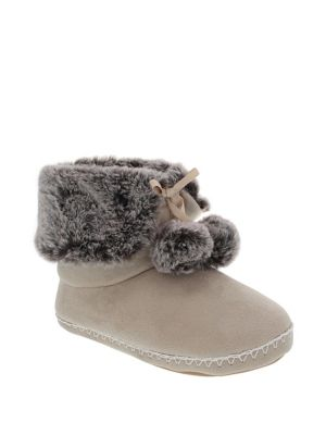 Femme - Chaussures femme - Pantoufles - labaie.com 51ae2b771e36