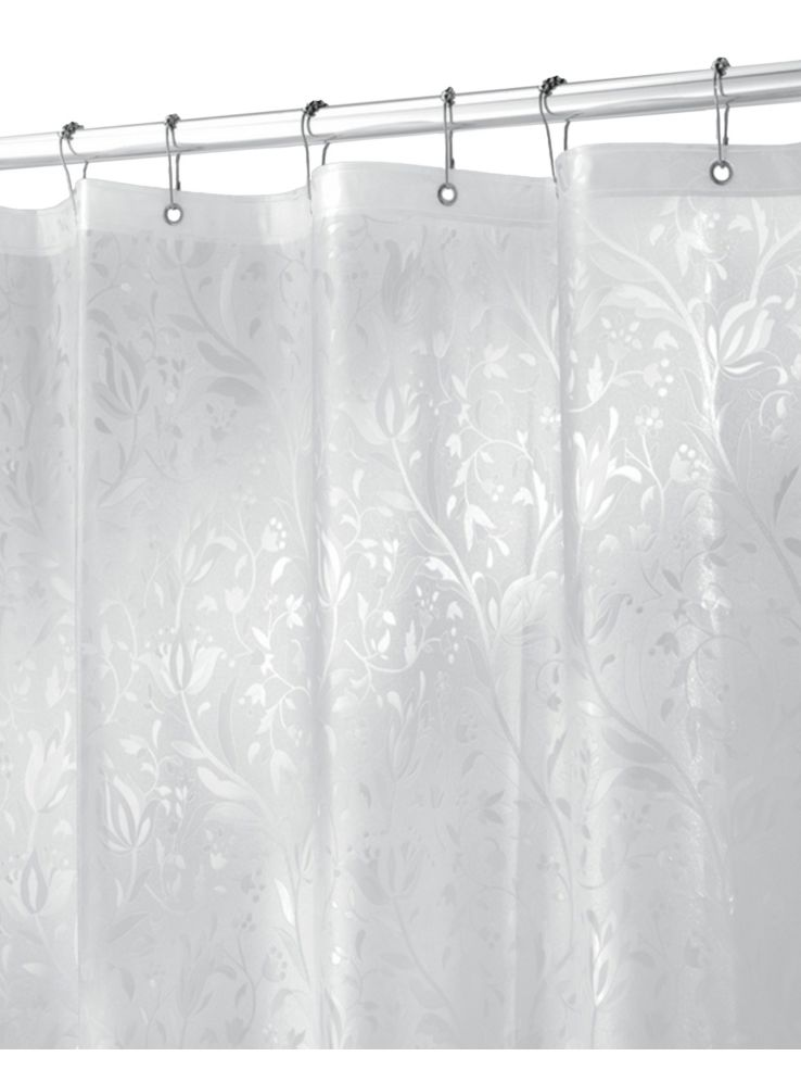 Frosted EVA Shower Curtain
