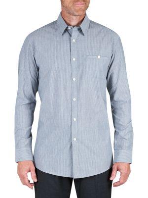 a58bfb42f3ef0e Homme - Vêtements pour homme - Chemises tout-aller - labaie.com
