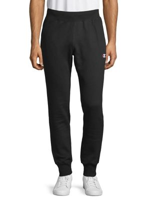 Logo Jogger Pants by Champion Reverse Weave