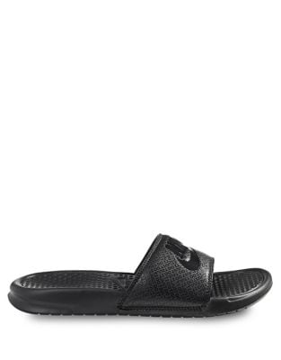 new styles 45788 c968a Mens Benassi JDI Sandals BLACK. QUICK VIEW. Product image. QUICK VIEW. Nike