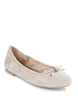 09ff54379 Felicia Ballet Flats SADDLE. QUICK VIEW. Product image. QUICK VIEW. Sam  Edelman