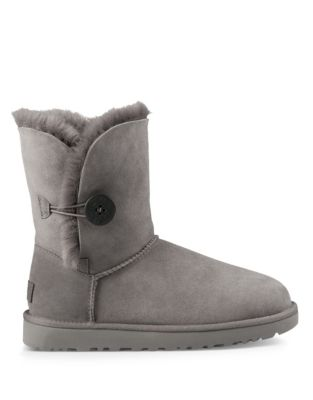 f01aea946 Product image. QUICK VIEW. UGG. Classic Shearling Bailey Button Suede Boots