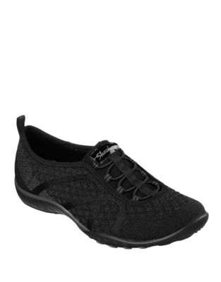 Breathe Easy Slip On Sneakers by Skechers