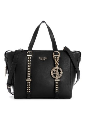 QUICK VIEW. GUESS. Eileen Studded Satchel ca3abbc2fd7e0
