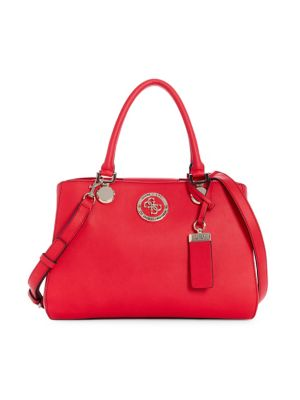 3440b24b87e1 QUICK VIEW. GUESS. Landon Girlfriend Satchel Bag