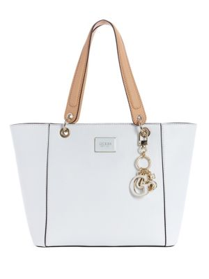 d8d5897c44 Product image. QUICK VIEW. GUESS. Kamryn Logo Tote