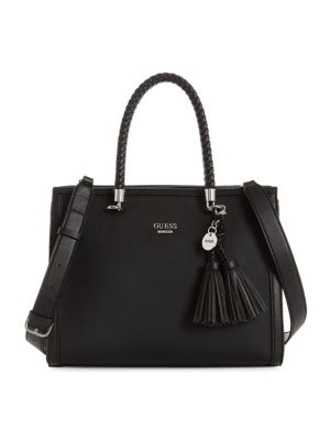 52b8f6ec7a4e Product image. QUICK VIEW. GUESS. Havenhurst Satchel.  135.00 Now  79.99 ·  Havenhurst Hobo Bag BLACK