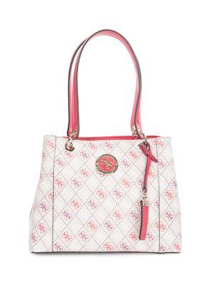 c893c8af6f3e QUICK VIEW. GUESS. Kamryn Logo Shopper Bag