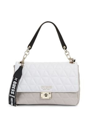 c73d28e2dd QUICK VIEW. GUESS. Laiken Textured Shoulder Bag
