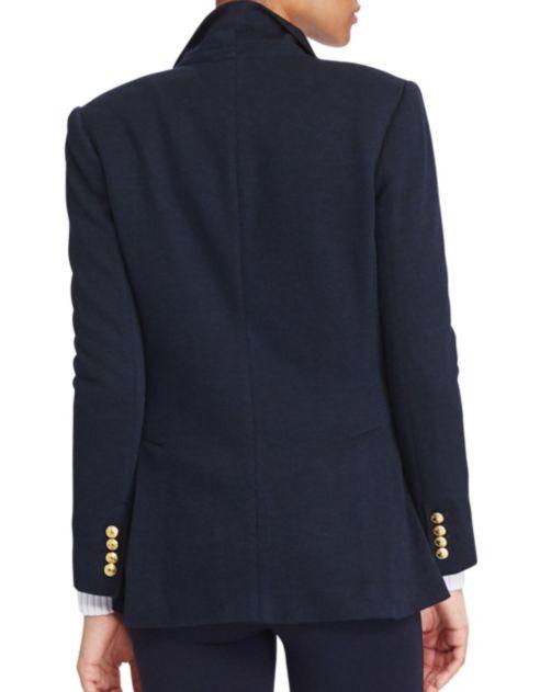 coton Ralph Polo de Lauren Blazer tricot en xhQrtCds
