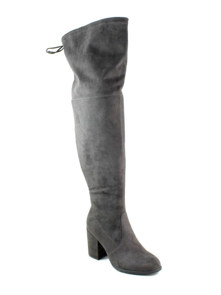 1297fa3f6d7 Unisa - Dedrii Wide Calf Over-the-Knee Boots - thebay.com