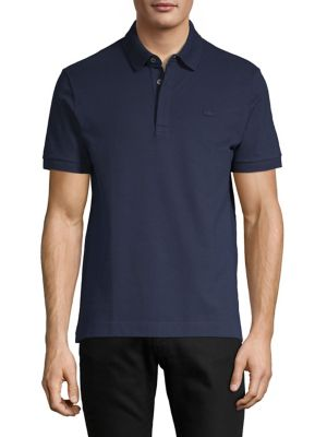 00cd238303e4 Classic Short-Sleeve Polo NAVY BLUE. QUICK VIEW. Product image