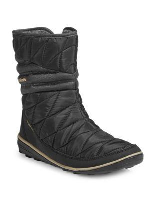 Womens Heavenly Slip Ii Omni Heat Boots by Columbia
