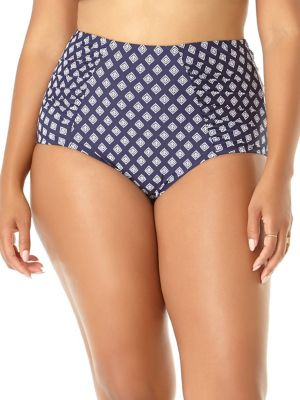 37046ba3d6a QUICK VIEW. Anne Cole. Eyelet It Go Printed Bikini Bottom