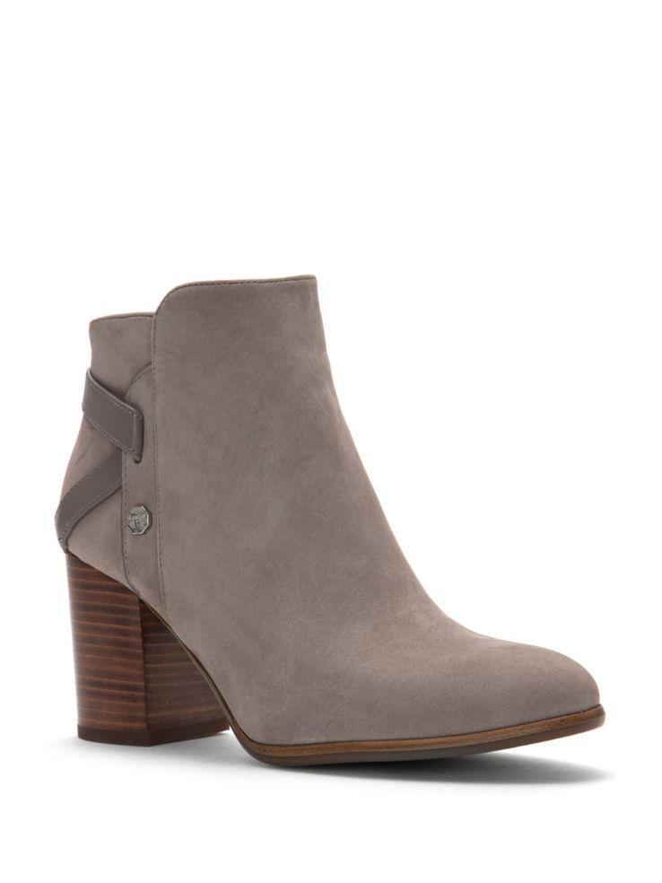 d315727ed4 Louise Et Cie - Zanara Leather Booties - thebay.com