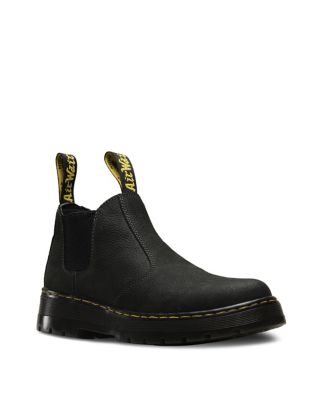 Utility Hardfie Leather Chelsea Boots by Dr. Martens