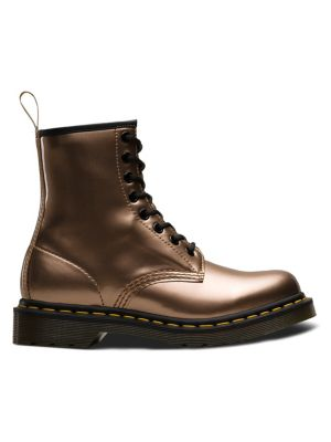 158f3bf6aac9 Product image. QUICK VIEW. Dr. Martens. Women s Vegan Metallic Chrome Boots