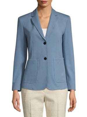 b2949565f0 QUICK VIEW. Theory. Textured Notch Blazer