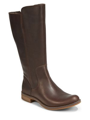 Product image. QUICK VIEW. Timberland. Round Toe Leather Tall Boots.   220.00. online only · Authentics Teddy Fleece Waterproof Fold-Down ... b65f608b023