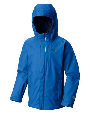 0ffb144bf Boy's Watertight Jacket BLUE. QUICK VIEW. Product image