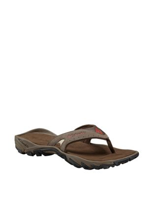 aa339fd65 QUICK VIEW. Columbia. Mens Santiam Flip Sandals