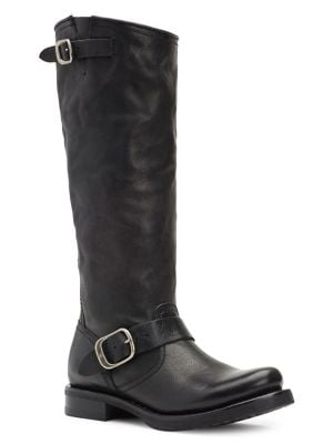 fd2bcb6779fd QUICK VIEW. Frye. Veronica Slouch Leather Tall Boots