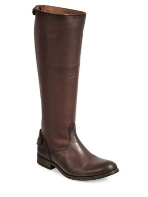Melissa Leather Riding Boots by Frye