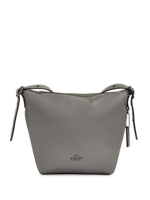 6dbbeda3552f QUICK VIEW. Coach. Top Zip Leather Crossbody Bag