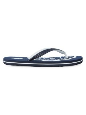 c7b52ae6673c Product image. QUICK VIEW. Polo Ralph Lauren. Men s Tropical Print Flip-Flop  Sandal
