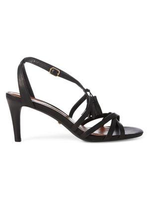 67d74feb71b3 Product image. QUICK VIEW. Lauren Ralph Lauren. Gwendolyn Leather Heeled  Sandals
