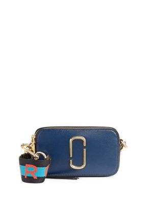 9632ccd394024 Product image. QUICK VIEW. Marc Jacobs. Snapshot Leather Mini Bag