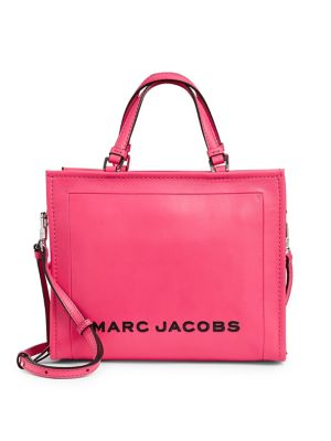 b86d37117 QUICK VIEW. Marc Jacobs. The Box 29 Shopper Leather Bag