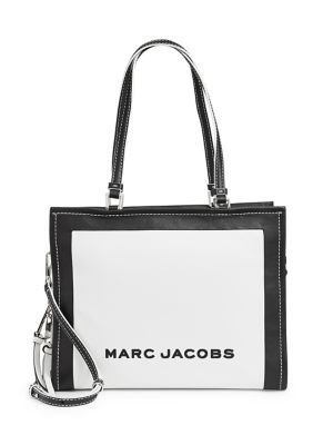 5f12b21a6 QUICK VIEW. Marc Jacobs. The Box 33 Shopper Leather Bag
