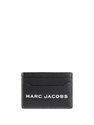 266a2f19f204 Marc Jacobs. Logo Leather Crossbody Bag.  540.00 · Logo Card Case BLACK.  QUICK VIEW. Product image