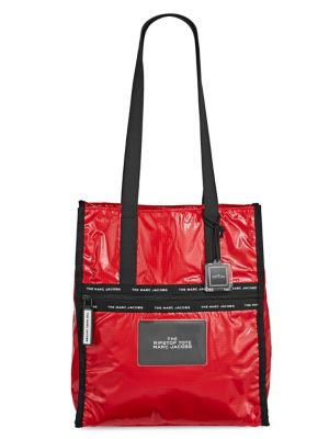 73c417ec6 Product image. QUICK VIEW. Marc Jacobs. The Ripstop Tote. $250.00 · Logo  Nylon Messenger Bag RED